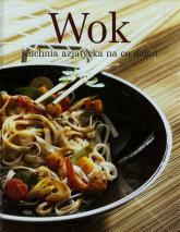 Wok Kuchnia azjatycka na co dzień -  | mała okładka