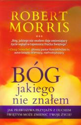 Bóg jakiego nie znałem - Robert Morris | mała okładka