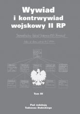Wywiad i kontrwywiad wojskowy II RP Tom 3 -  | mała okładka