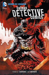 Batman Detective Comics Tom 2 Techniki zastraszania -  | mała okładka