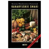 Kanaryjskie smaki - Bożena Błażkiewicz-Pasternak | mała okładka