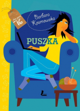 Puszka - Barbara Kosmowska | mała okładka