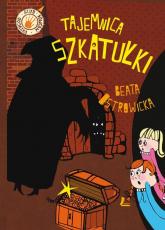 Tajemnica Szkatułki - Beata Ostrowicka | mała okładka