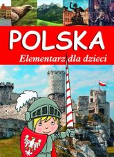 Polska Elementarz dla dzieci -  | mała okładka