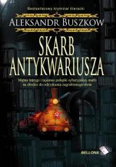 Skarb antykwariusza - Aleksander Buszkow | mała okładka