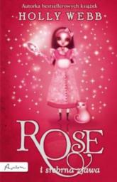 Rose i srebrna zjawa - Holly Webb | mała okładka
