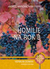 Homilie na rok B - Andrzej Napiórkowski | mała okładka
