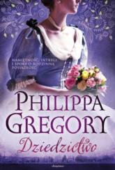 Dziedzictwo - Philippa Gregory | mała okładka