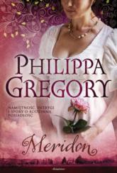 Meridon - Philippa Gregory | mała okładka