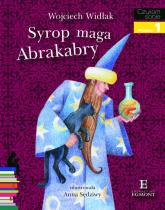 Syrop maga Abrakabry Czytam sobie poziom 1 - Wojciech Widłak | mała okładka