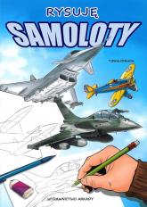 Rysuję Samoloty - Thierry Beaudenon | mała okładka