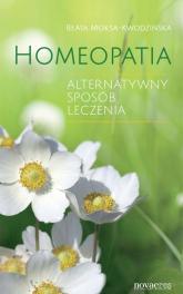 Homeopatia - Beata Moksa-Kwodzińska | mała okładka