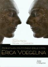 Problem ładu politycznego Eseje o myśli Erica Voegelina -  | mała okładka