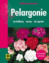 Pelargonie - Elżbieta Kozłowska | mała okładka