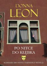 Po nitce do kłębka - Donna Leon | mała okładka