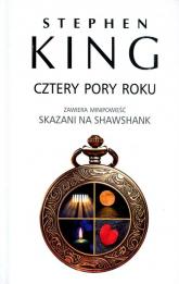 Cztery pory roku - Stephen King | mała okładka
