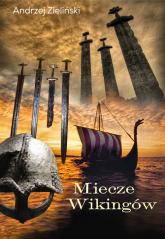 Miecze Wikingów - Andrzej Zieliński | mała okładka