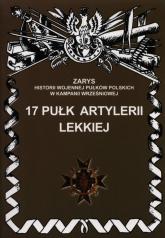 17 Pułk Artylerii Lekkiej - Przemysław Dymek | mała okładka