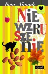 Niewzruszenie - Ewa Nowak | mała okładka