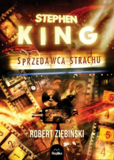 Stephen King Sprzedawca strachu - Robert Ziębiński | mała okładka