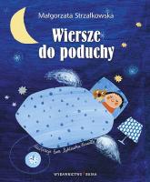 Wiersze do poduchy - Małgorzata Strzałkowska | mała okładka