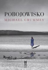 Pobojowisko - Michael Crummey | mała okładka