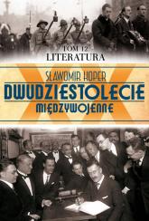 Literatura - Sławomir Koper | mała okładka