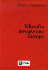 Filozofia nowożytnej Europy - Zbigniew Kuderowicz | mała okładka