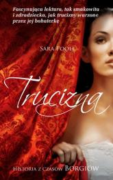 Trucizna - Sara Poole | mała okładka
