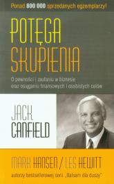 Potęga skupienia - Jack Canfield | mała okładka