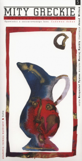 Mity greckie Cudowny dzban + CD - Nathaniel Hawthorne | mała okładka
