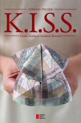 K.I.S.S. - Tomasz Prusek | mała okładka