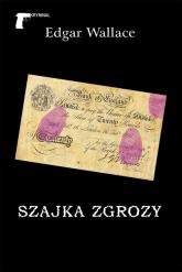 Szajka Zgrozy - Edgar Wallace   mała okładka