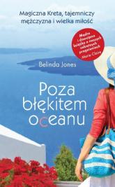 Poza błękitem oceanu - Belinda Jones | mała okładka
