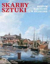 Skarby sztuki Muzeum Narodowe w Szczecinie -    mała okładka
