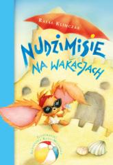 Nudzimisie na wakacjach - Rafał Klimczak | mała okładka