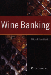 Wine banking - Michał Kamiński | mała okładka
