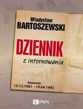 Dziennik z internowania - Władysław Bartoszewski | mała okładka