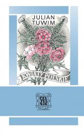 Kwiaty polskie - Julian Tuwim | mała okładka