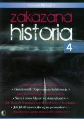 Zakazana historia 4 - Leszek Pietrzak | mała okładka