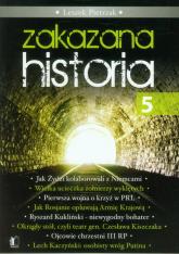 Zakazana historia 5 - Leszek Pietrzak | mała okładka