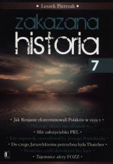 Zakazana historia 7 - Leszek Pietrzak | mała okładka