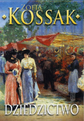 Dziedzictwo Część 1-2 - Zofia Kossak | mała okładka