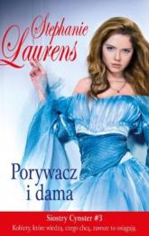 Porywacz i dama - Stephanie Laurens | mała okładka
