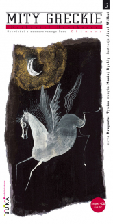 Mity greckie 6 Chimera Opowieści z zaczarowanego lasu - Nathaniel Hawthorne | mała okładka
