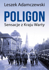 Poligon Sensacje z Kraju Warty - Leszek Adamczewski | mała okładka