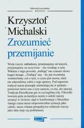 Zrozumieć przemijanie - Krzysztof Michalski | mała okładka