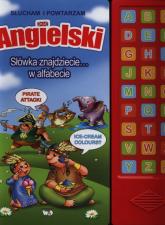 Angielski Słówka znajdziecie w alfabecie - Paulina Kielan | mała okładka