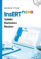 InsERT nexo Subiekt Rachmistrz Rewizor z płytą CD - Marek Ptak | mała okładka
