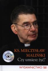 Czy umiesz żyć z płytą CD - Mieczysław Maliński | mała okładka